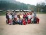 15.-18.4.2004 Soustředění Hrachov